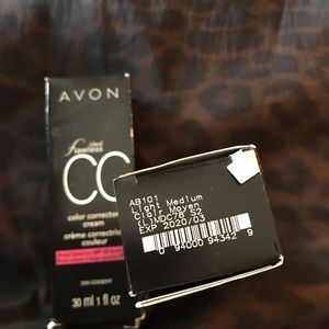 Avon CC Cream NIB light to medium